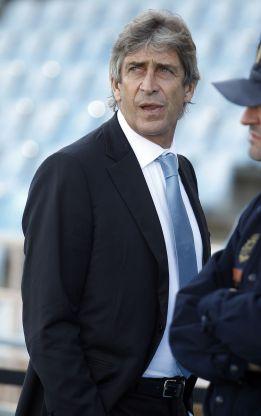 "Pellegrini: ""Fuimos superiores, ellos no llegaron a portería"""