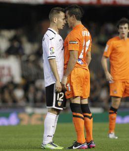 Mestalla explota tras la exhibición de la Real Sociedad