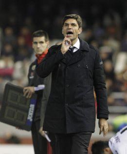 El Valencia fulmina a Pellegrino y ya negocia con Marcelino