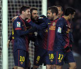 El Barça firma el mejor inicio en la historia de la Liga