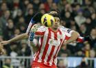 Ramos escupió a Costa antes de la respuesta del atlético