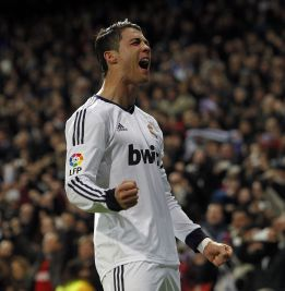 Cristiano se merienda al Atlético