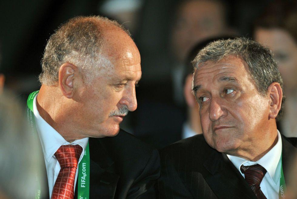 """Scolari: """"Queremos partidos que nos coloquen en jaque"""""""