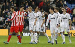 Así jugó el Atlético de Madrid