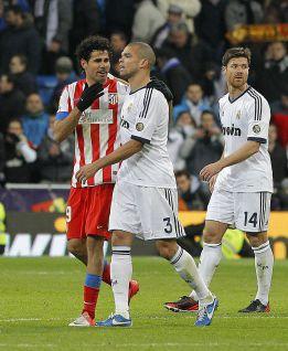 "Pepe: ""Tenemos que honrar esta camiseta hasta final de Liga"""