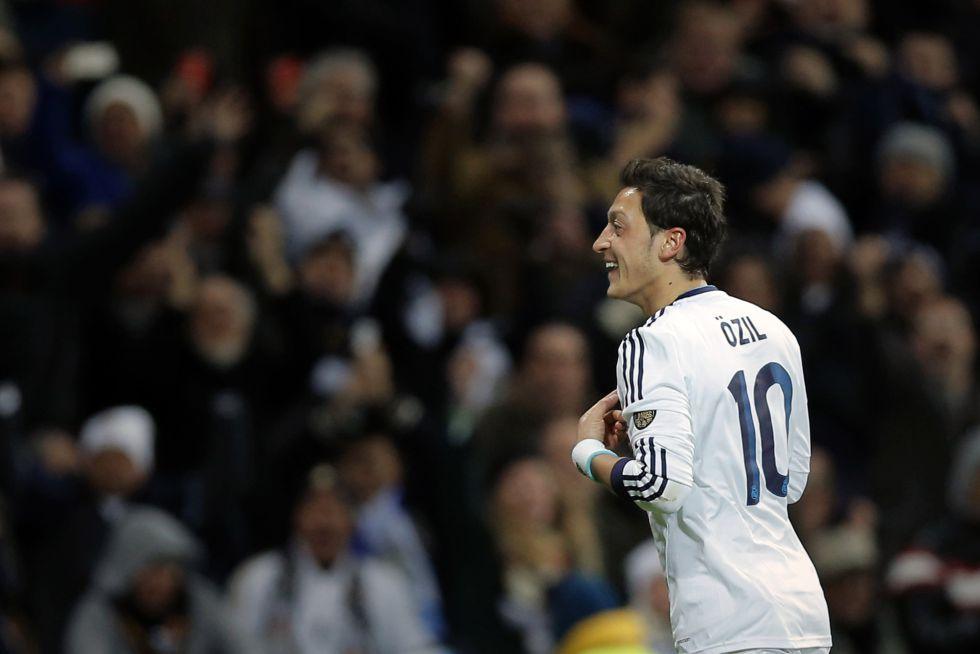 "Özil: ""Gracias a todos por haberme apoyado siempre"""