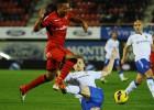 Agónico empate del Mallorca ante un Zaragoza con diez