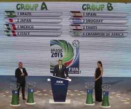 La Copa Confederaciones 2013 apunta a una final Brasil-España