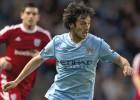 David Silva se pierde la cita contra el Borussia por lesión