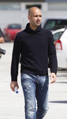 Mourinho y Guardiola, en la agenda del PSG según 'L' Équipe'