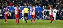 El Atlético suma ya 24 derbis sin imponerse al Real Madrid