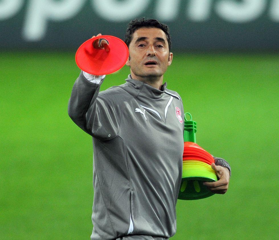 El Valencia hace oficial el fichaje de Ernesto Valverde