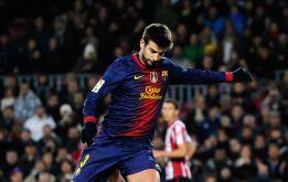 El Barça de Tito amenaza el récord de goles de Mourinho
