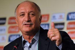 """Scolari: """"El mérito de Mourinho es hacer trabajar a tantos egos"""""""