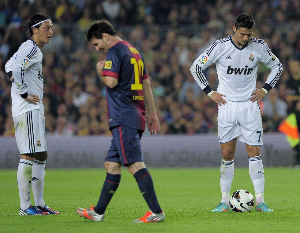 Seis jugadores del Madrid y seis del Barça optan al once UEFA