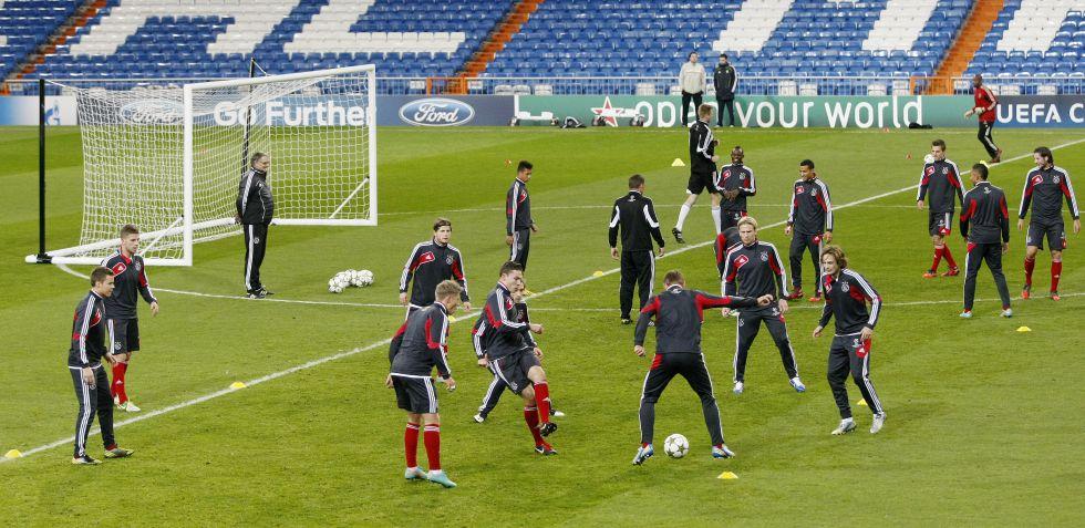 Mourinho animará la noche con mezcla de ilustres y canteranos