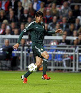 Kaká hizo contra el Ajax su mejor partido de todo el año