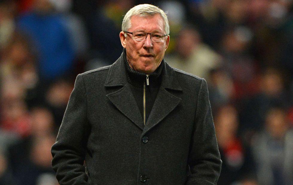 Ferguson sitúa a Mou como su sustituto en el Manchester