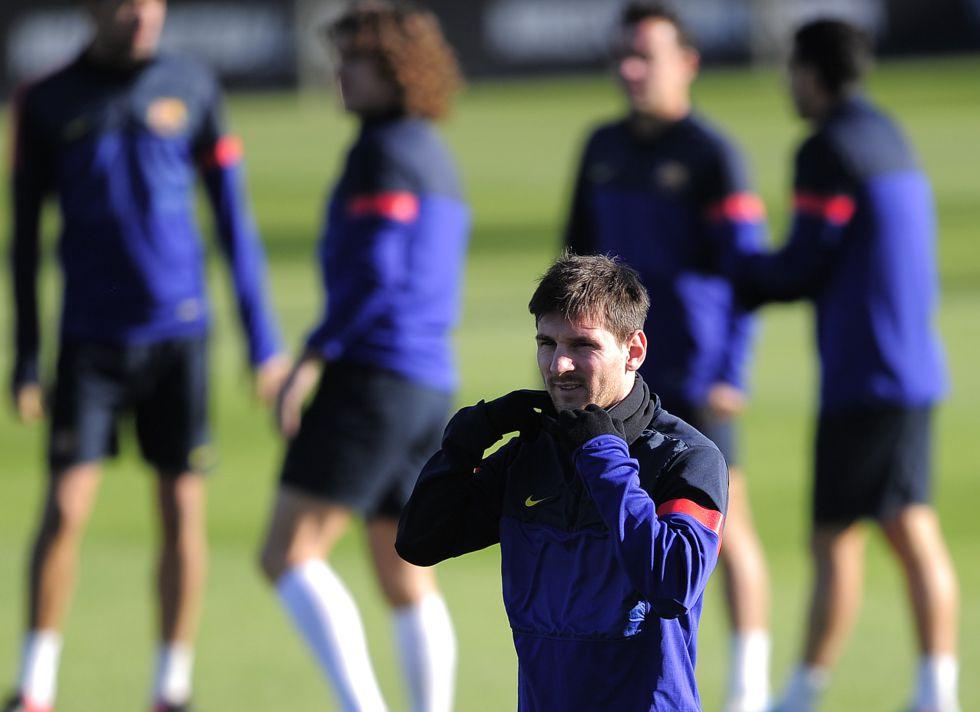 Tito cita a Messi para que pueda batir el récord de Müller