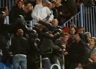 Cinco detenidos de Anderlecht y cuatro policías heridos