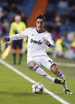 José Rodríguez, debut más joven de la historia del Real Madrid