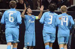 El Milan cierra en San Siro con una derrota ante el Zenit