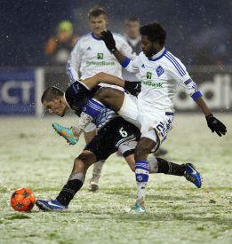 El Dinamo Zagreb estrena su casillero de puntos y goles