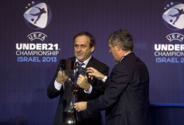Inglaterra es la alternativa a Israel para la Euro Sub-21