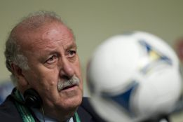 Del Bosque a Mou: &quot;Cada da empiezo a trabajar a las 9:30&quot;