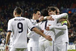 Más de 4,8 millones de personas vieron el Madrid-Ajax