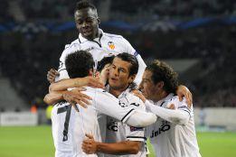 El solitario gol del brasileño Jonas vale un millón de euros