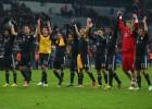 El Bayern se desquita con una goleada al BATE y es primero