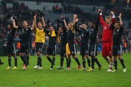 El Bayern se desquita goleando al BATE y es primero de grupo