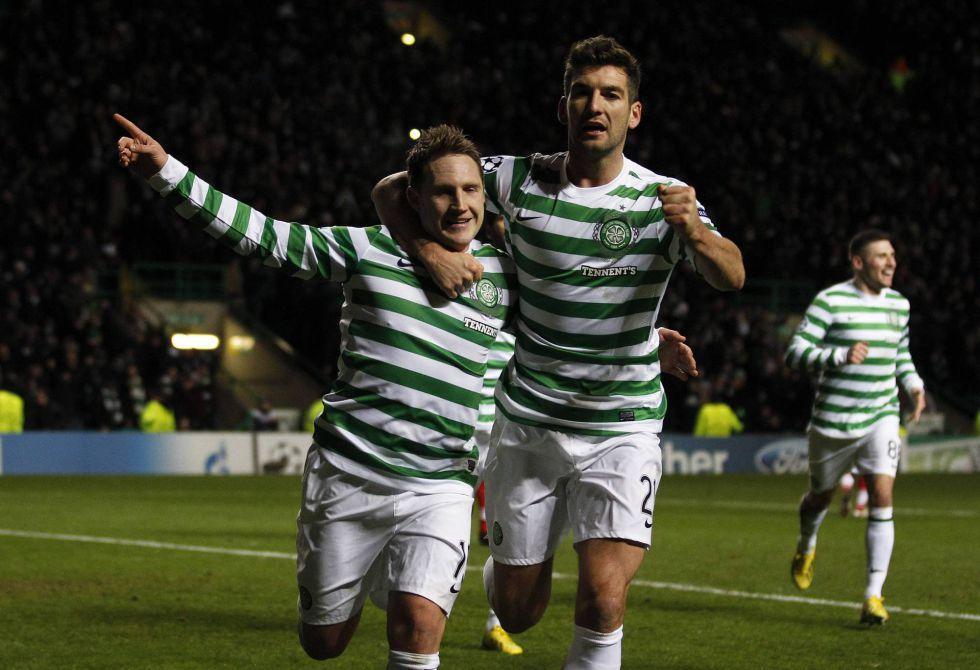 El Celtic vence a la presión y regresa a octavos tras cinco años