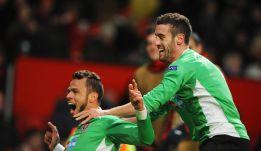 Estéril victoria del Cluj ante un United plagado de reservas