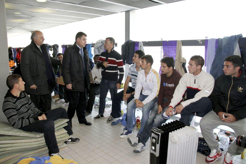 El administrador no esperó más y ayer liquidó el Palencia
