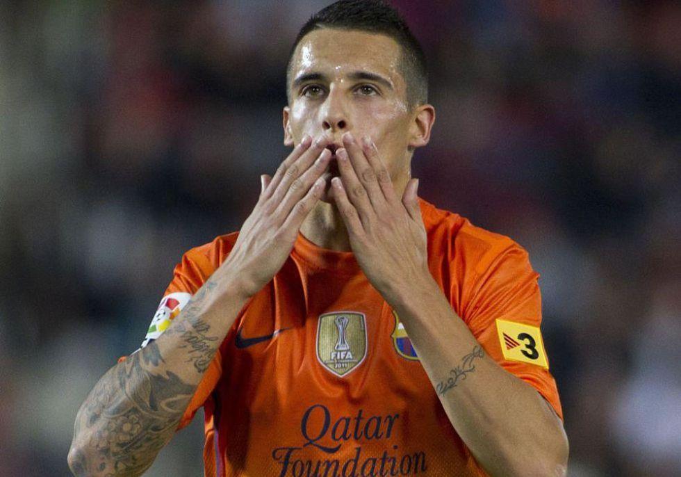 Cristian Tello renovará con el Barcelona hasta 2016
