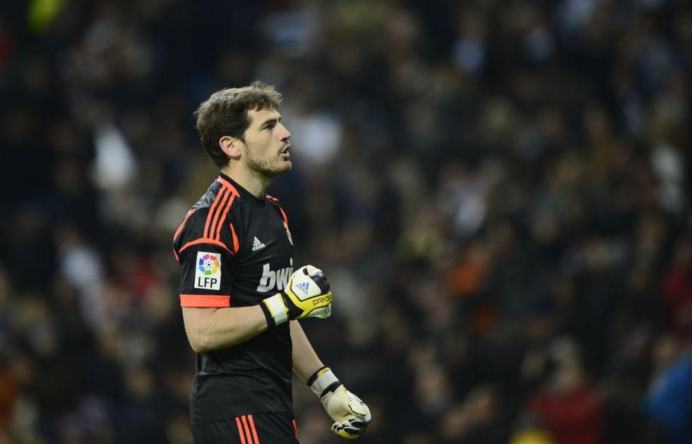 """Casillas: """"Cuando Mou se enfada con nosotros es con razón"""""""