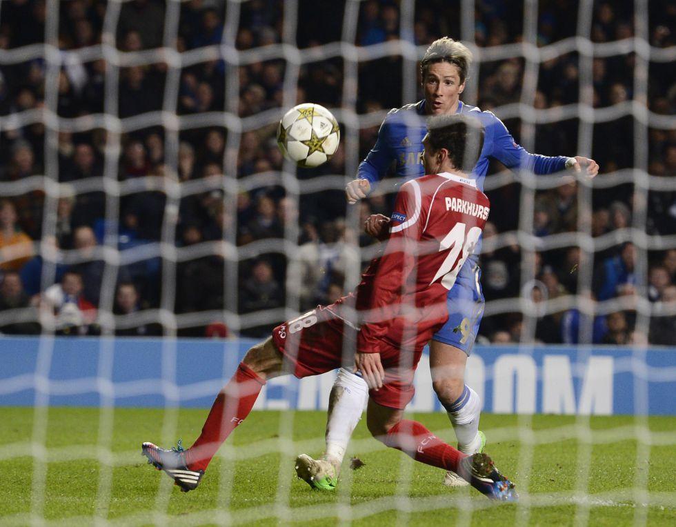 El Chelsea golea pero cae eliminado de la Champions