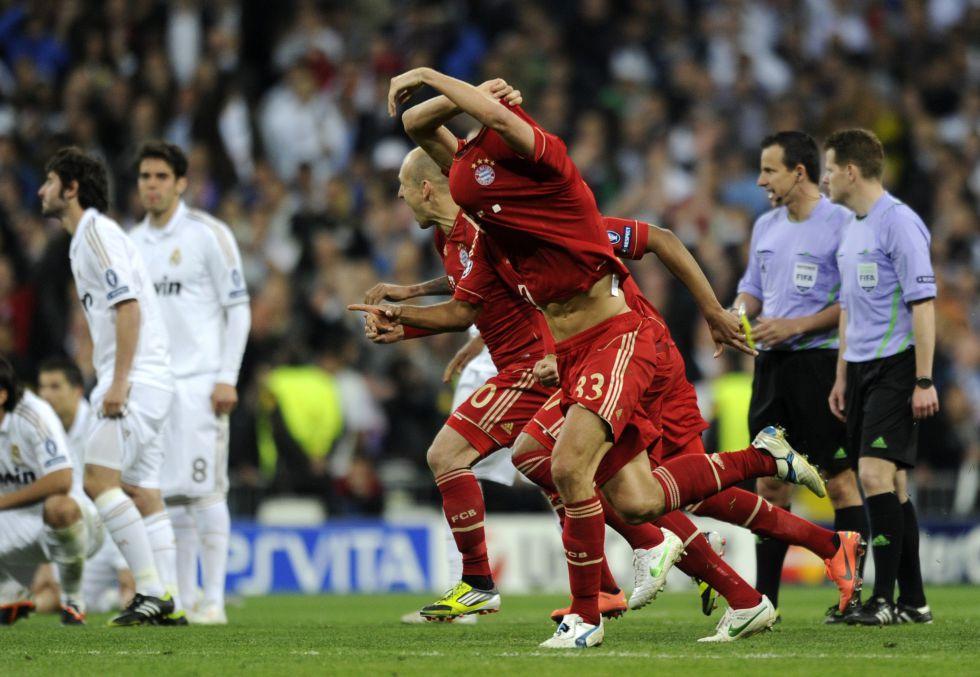 Los internautas quieren que el Real Madrid evite al Bayern