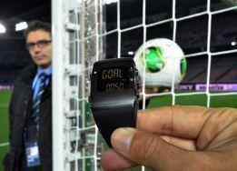 La tecnología de línea de meta nace en el Mundialito 2012