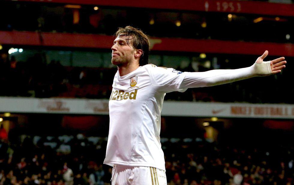 El Swansea, en alerta ante la repercusión de Michu