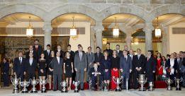 España premia a Cristiano