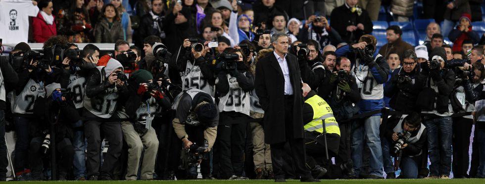 """Ancelotti: """"Mourinho es una guillotina sobre mi cabeza"""""""