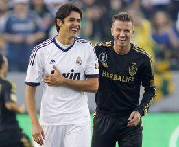 Kaká: entre Nueva York y Los Ángeles con rebaja de sueldo