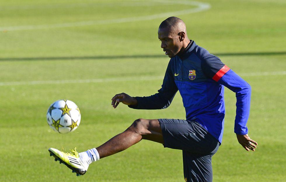Radio Montecarlo: Abidal podría dejar el Barça el 31 de diciembre