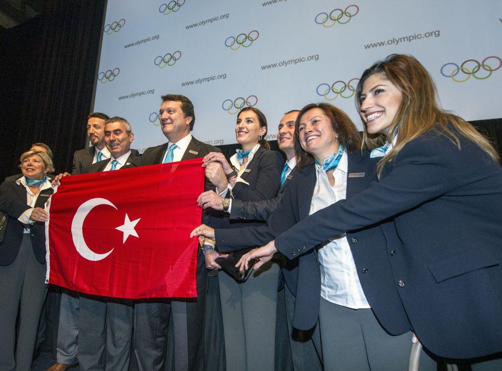 Turquía no apoya la idea y se centra en los Juegos de 2020