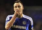 El Chelsea se queda sin Terry, pero recupera a Lampard