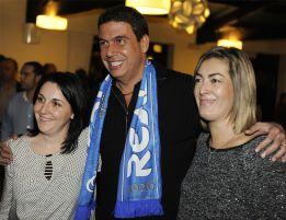 El presidente de Asturias recibe al representante de Carlos Slim