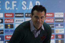 """Luis García """"Pocos equipos juegan mejor que el Getafe"""""""